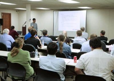 compliance testing training center