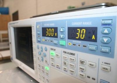 Compliance Testing Machine